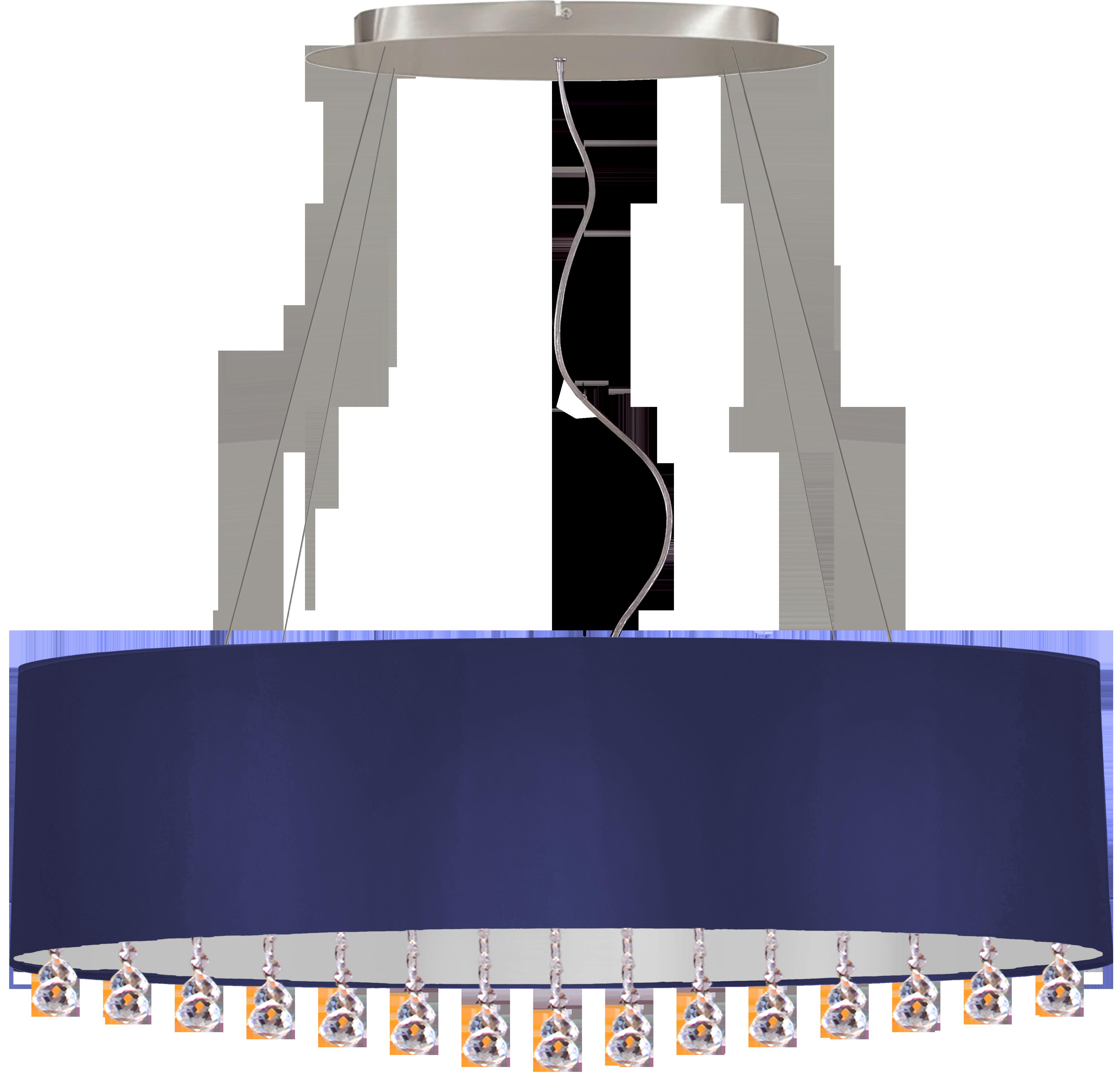 Светильник подвесной  ELLIPSE BS315/8H