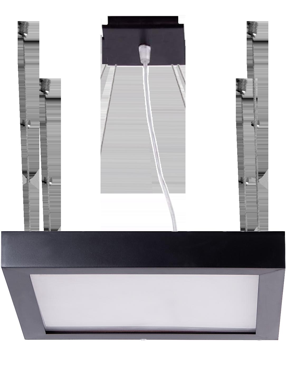 Светильник подвесной LEDER BS556/HS325x325