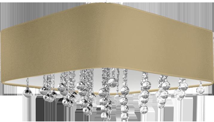 Светильник потолочный KVADRO BS303/5С-400×400