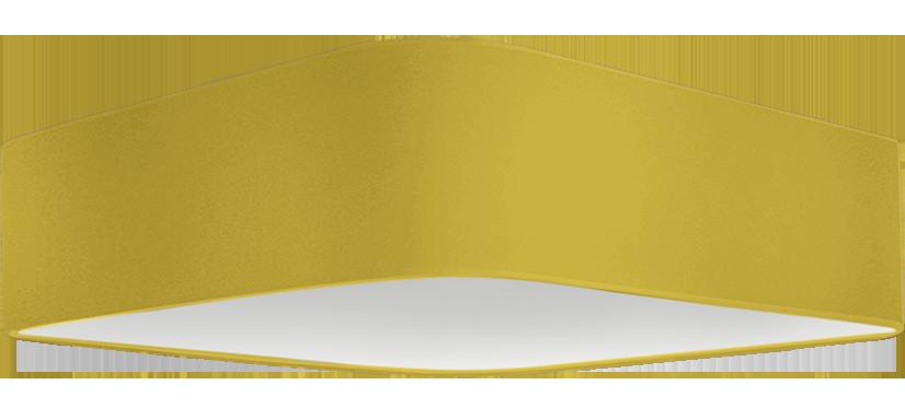 Светильник потолочный KVADRO BS302/5C-500×500