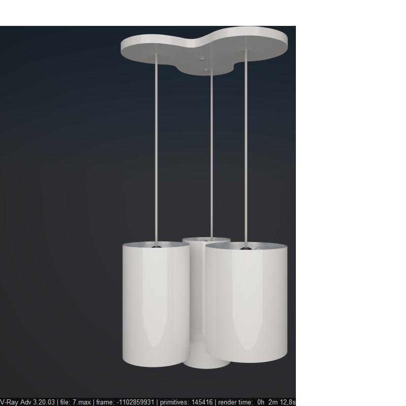 Светильник подвесной MOLECULE BS304/3H