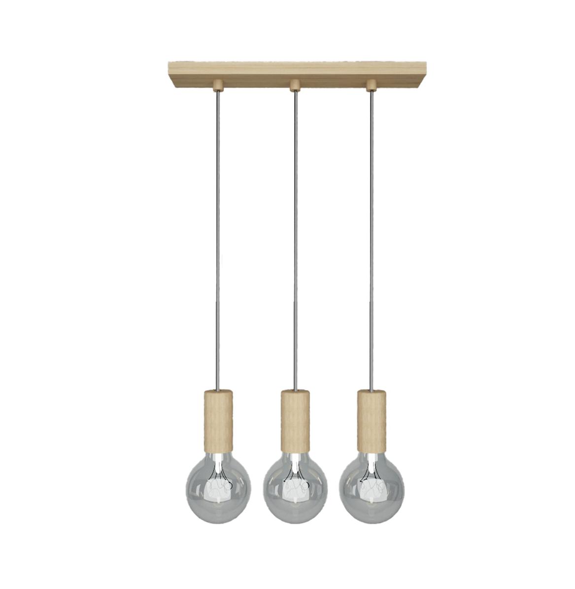 Светильник подвесной WOOD BS512/3HL